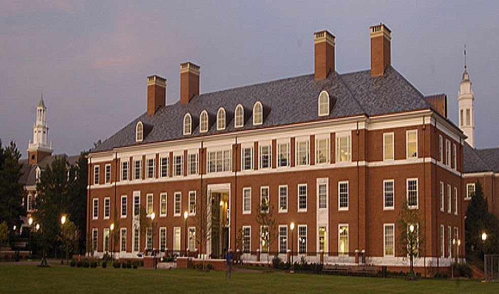 Hackerman Hall, Johns Hopkins University